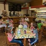 Tea Room at Odds Farm Park