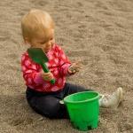 Indoor Sandpit At Odds Farm Park