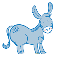 animal-donkeys