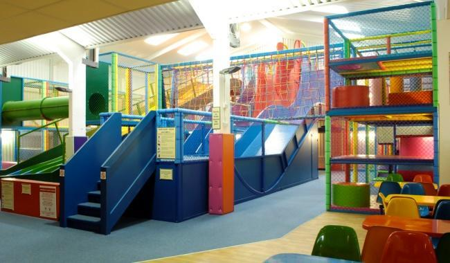 Odds Farm Indoor Soft Play Barn