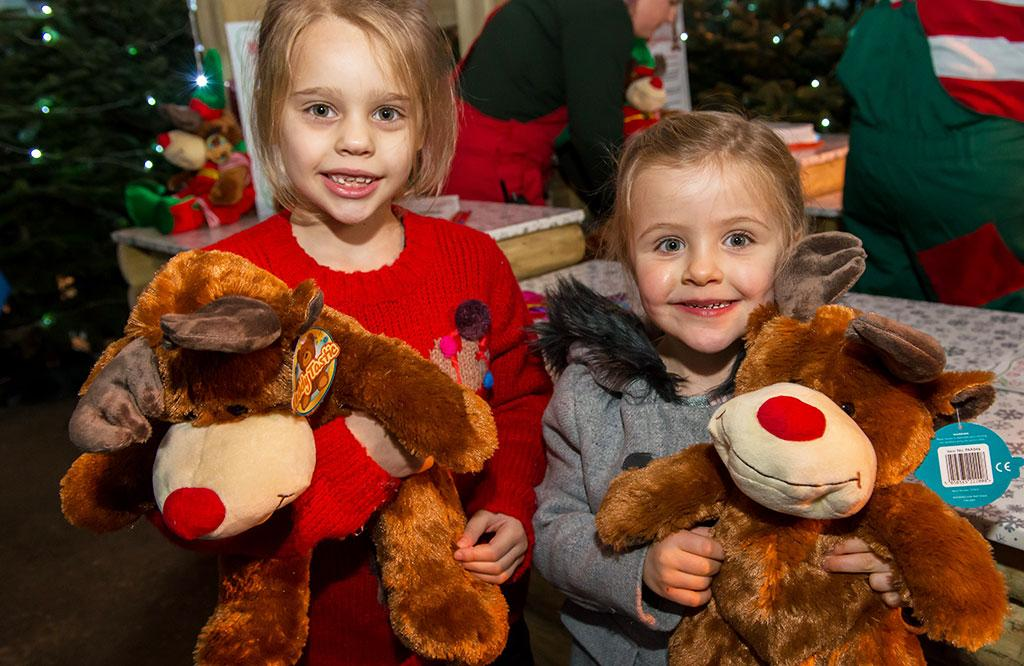 christmas build a bear at odds farm