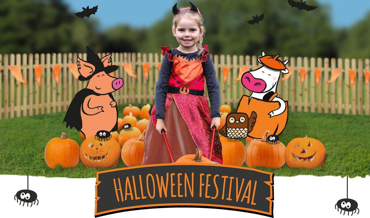 halloween festival at odds farm park