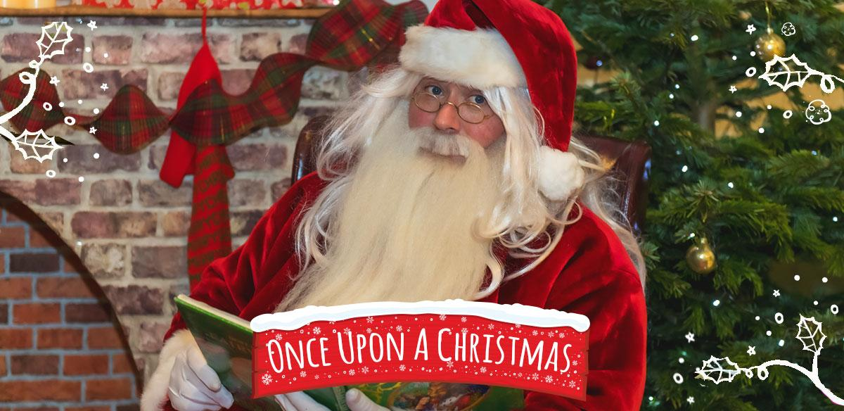 once upon a christmas at odds farm