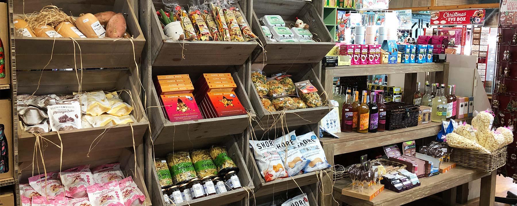 marmalades farm shop