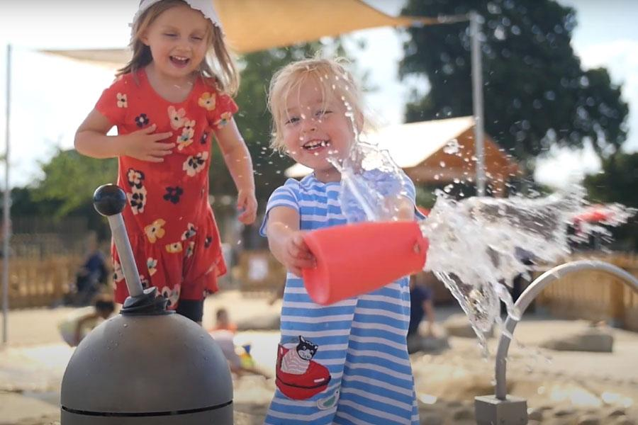 waterplay at odds farm