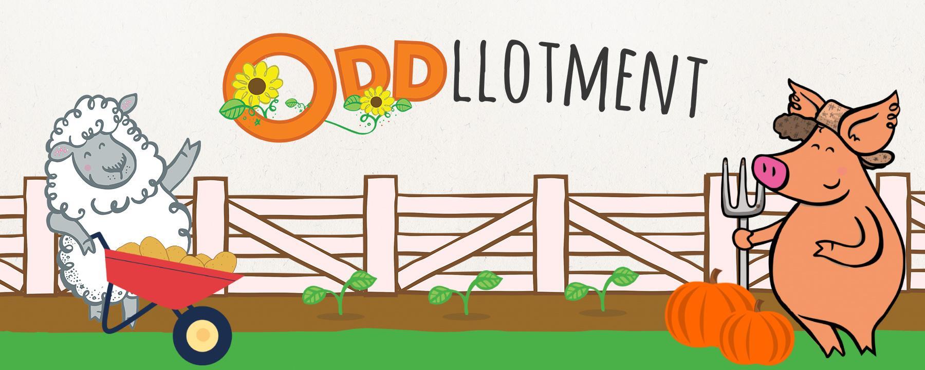 the oddllotment at odds farm park